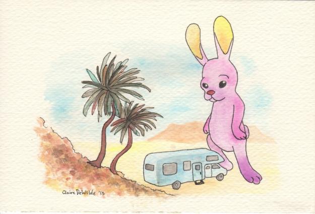 Desert Rabbit
