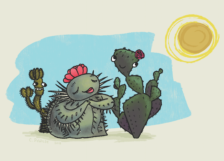 cactussisterslores